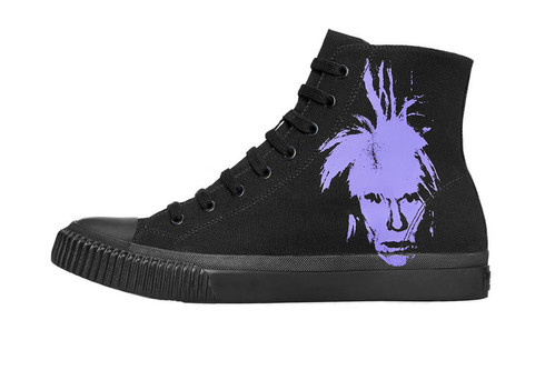 Calvin Klein Andy Warhol Portrait Sneakers