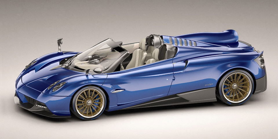 Pagani Zonda Hp Barchetta Is Most Expensive Car Hypebeast