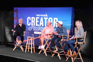 Business of HYPE With jeffstaple, Episode 12: Live at WeWork Creator Awards