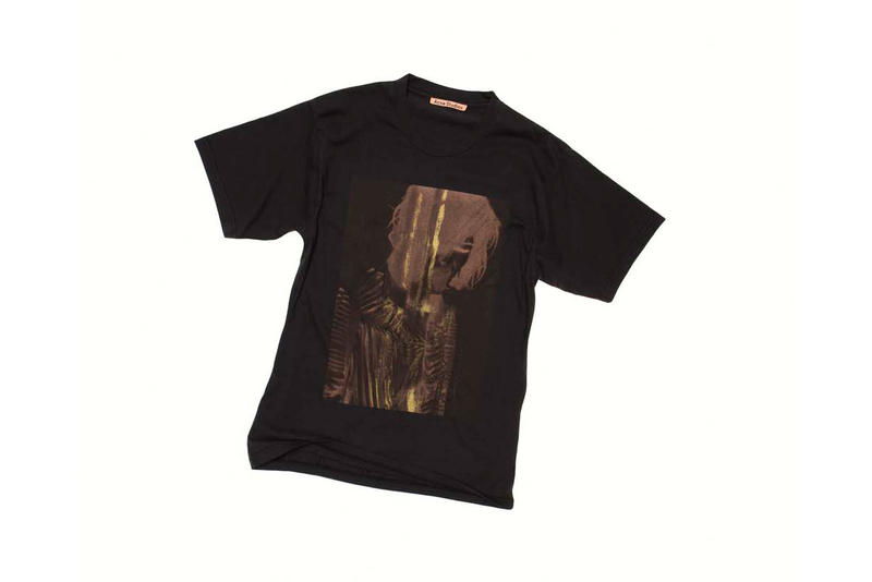 ACNE Studios Special Edition Printed T-Shirts