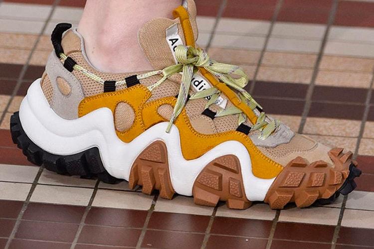 4759d93490de ... release info on 639b2 f4d3d Acne Studios Joins in on the Trail Sneaker  Trend ...