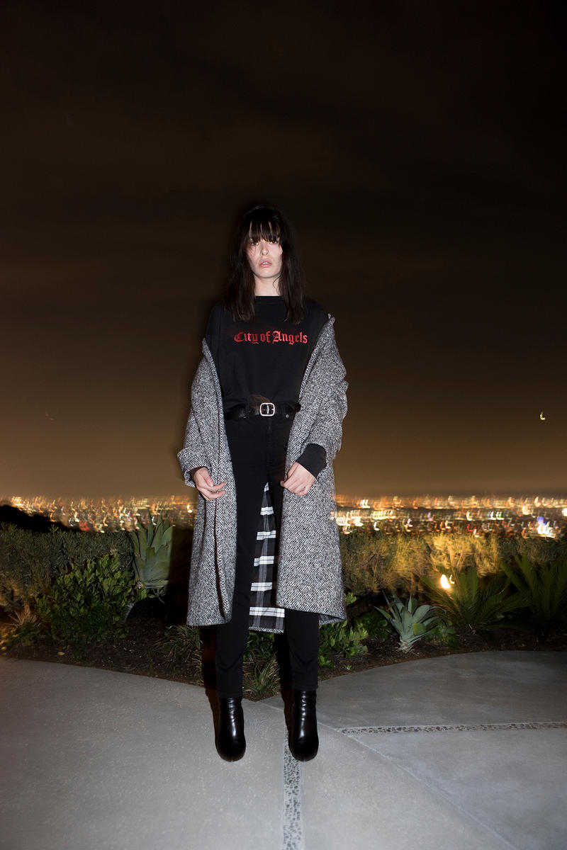 ADAPTATION fall winter 2018 lookbook collection city of angels drop release date info buy purchase