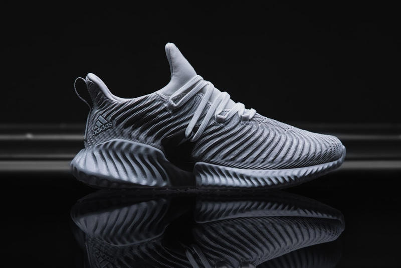 adidas AlphaBOUNCE Instinct new sneaker release date price info colorway white black pink grey