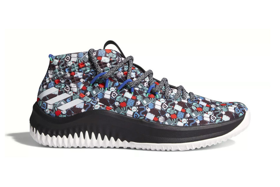 adidas Dame 4 Camp Release   HYPEBEAST