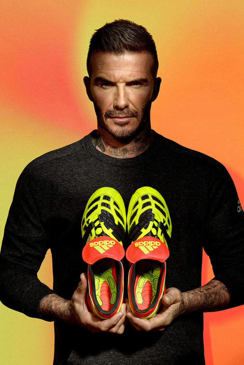 adidas David Beckham Zinedine Zidane Predator Accelerator Release Details Cop Purchase Buy Kicks Shoes Trainers Boots Footwear 2018 FIFA World Cup