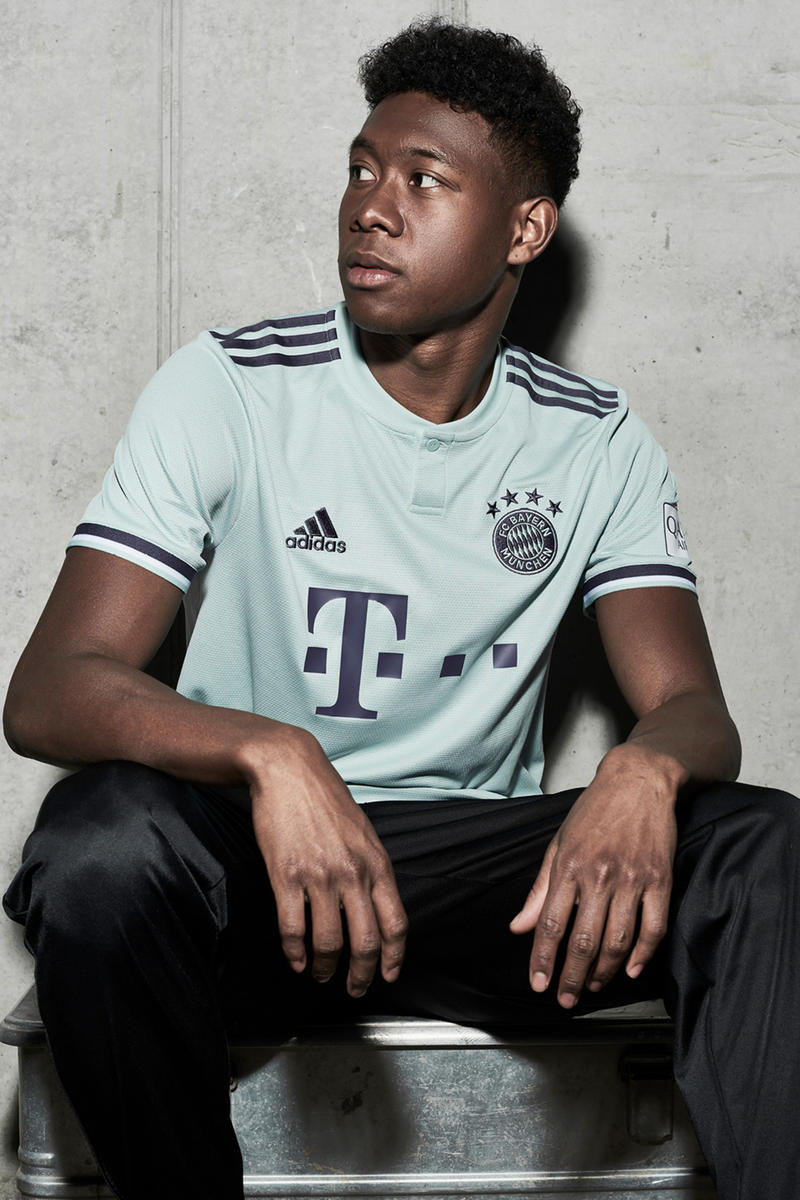 online store 1f70a 0a924 adidas Football FC Bayern Munich 2019 Away Kit | HYPEBEAST