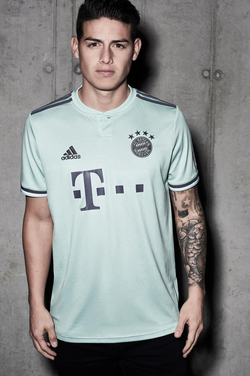 online store e75bb e973d adidas Football FC Bayern Munich 2019 Away Kit | HYPEBEAST