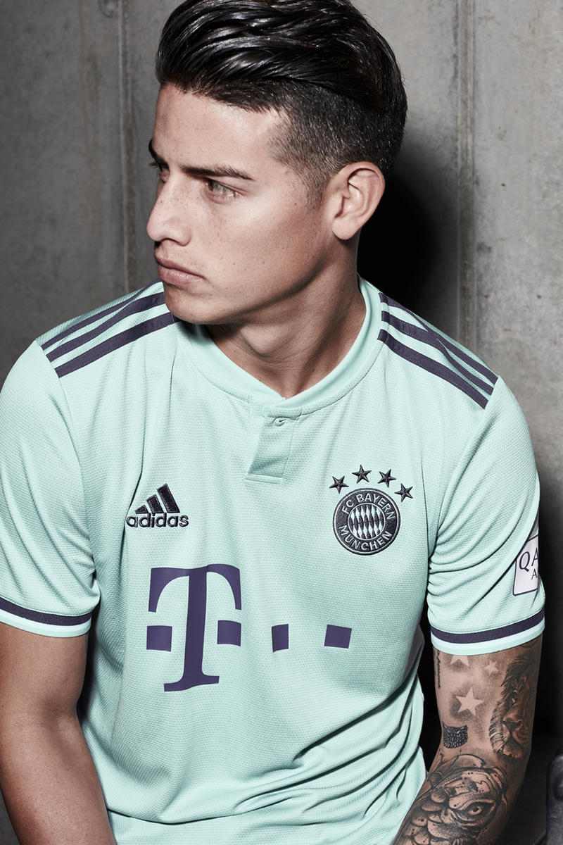 online store 89764 ab55f adidas Football FC Bayern Munich 2019 Away Kit | HYPEBEAST
