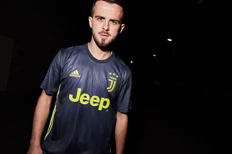 Adidas Football Reveals Juventus Third 2019 Kit Hypebeast