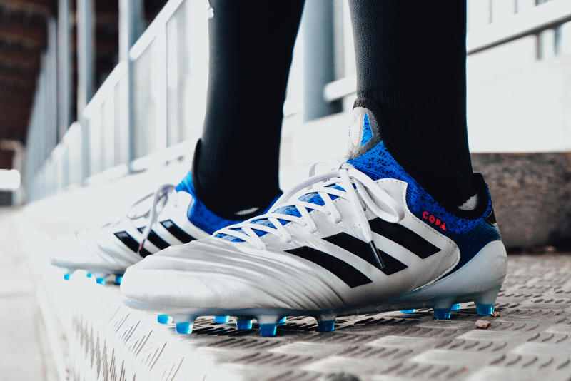 adidas Football 'Team Mode' Boots Collection Footwear Kicks Shoes Trainers Sneakers NEMEZIZ COPA Predator 18+ X18+ Soccer Pitch Availability For Sale