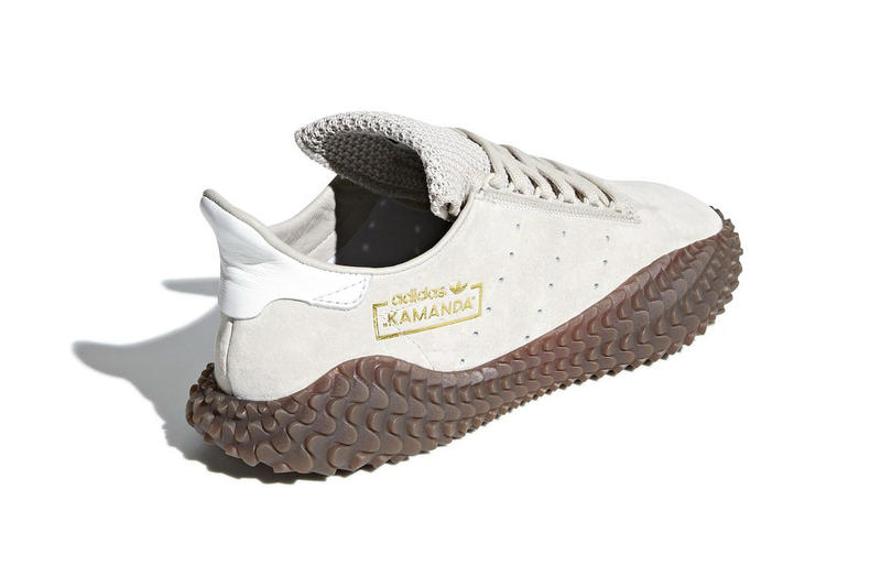 adidas Kamanda Brown Pack 2018 footwear clear brown desert crystal white info drop sneakers shoes footwear