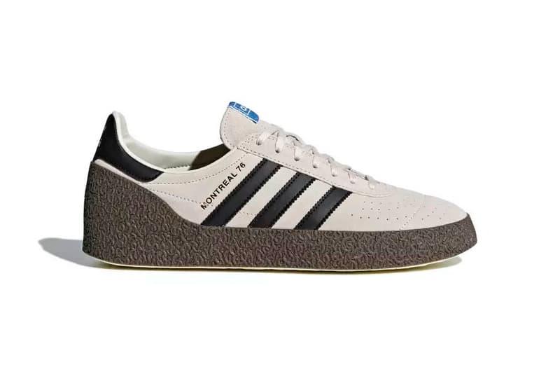 adidas Montreal 76 clear brown core black gum 2018 footwear july