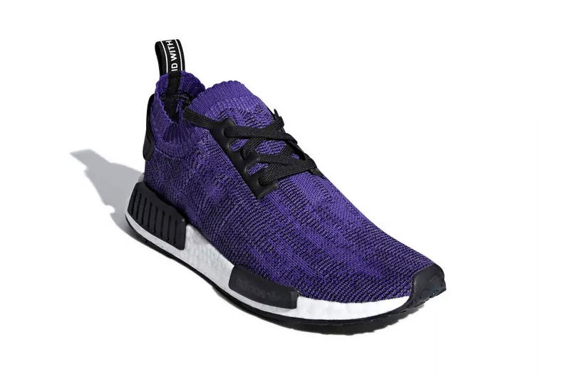 adidas NMD R1 energy ink cloud white august 2018 purple black white originals primeknit