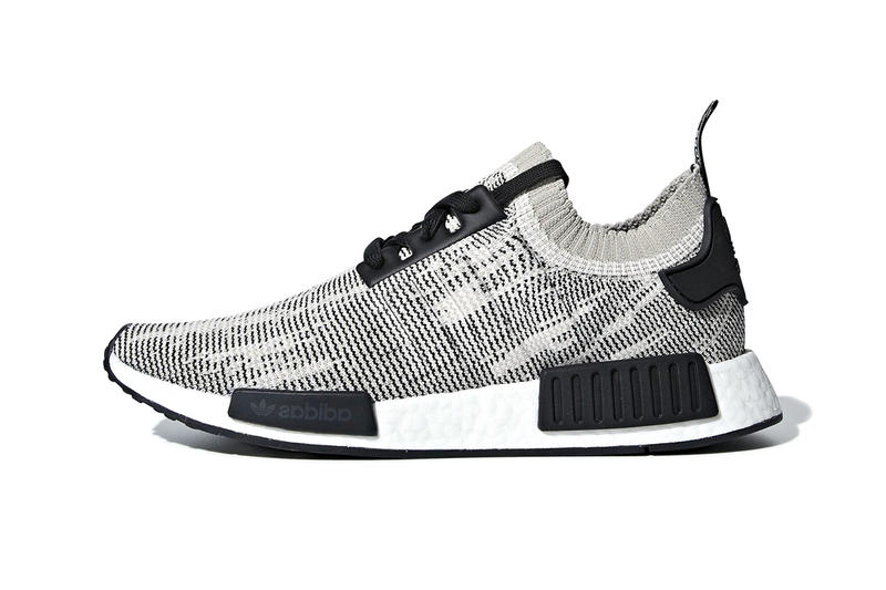 "fdfa1b810cc93 adidas Dresses the NMD R1 Primeknit in New ""Sesame"" Colorway. Another ..."