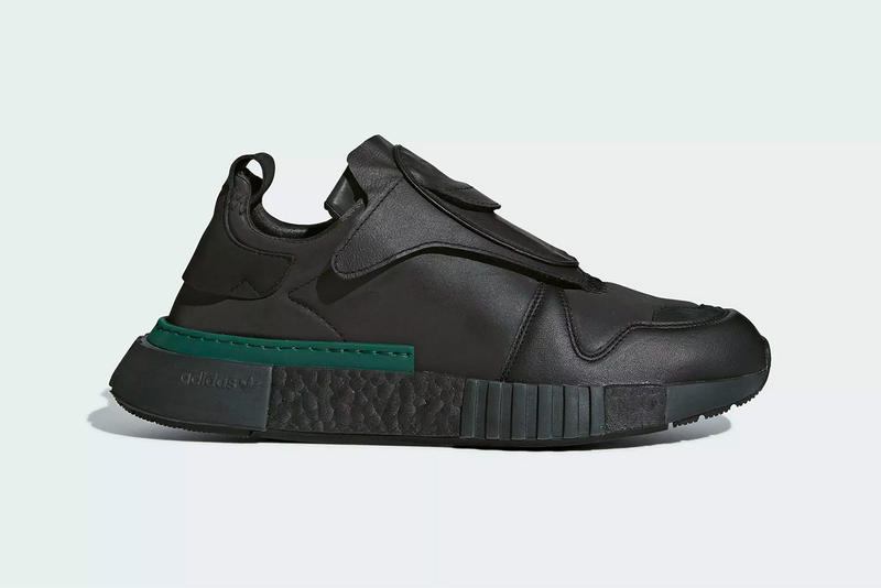 official photos 3fad8 00006 adidas Originals Futurepacer Black colorway Release Date price sneaker  leather