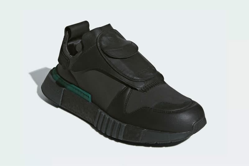 adidas Originals Futurepacer Black colorway Release Date price sneaker leather