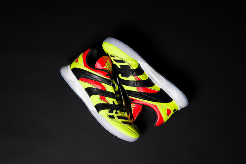 a5178bda7b99 Adidas Predator Accelerato S Yellow Details Sneakers Kicks Shoes Trainers  Boots Cop Purchase Buy Available Now