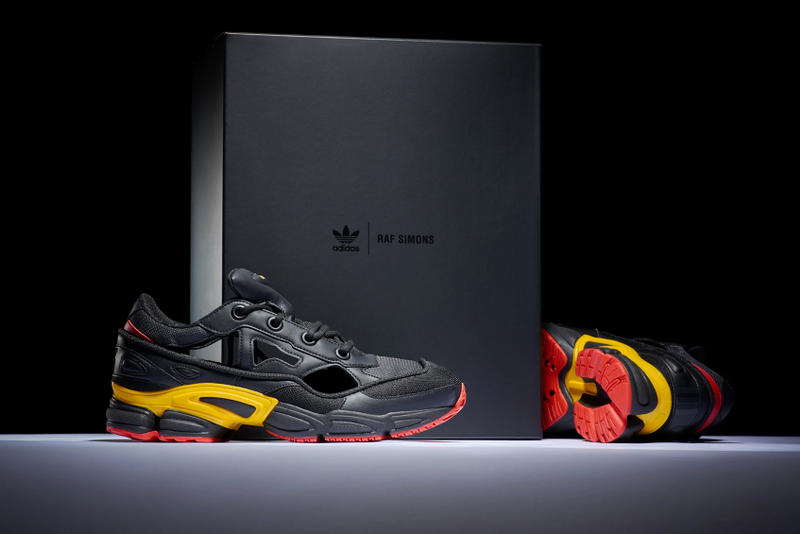 lowest price 069b7 dc684 adidas x Raf Simons Replicant Ozweego Belgium Release Details Footwear  Shoes Trainers Kicks Sneakers Raffle Cop