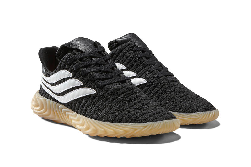 """adidas """"Sobakov"""" Black/White Gum Release Details Cop Purchase Buy Now Coming Soon Available Kicks Shoes Trainers Sneakers Footwear Date Dates"""