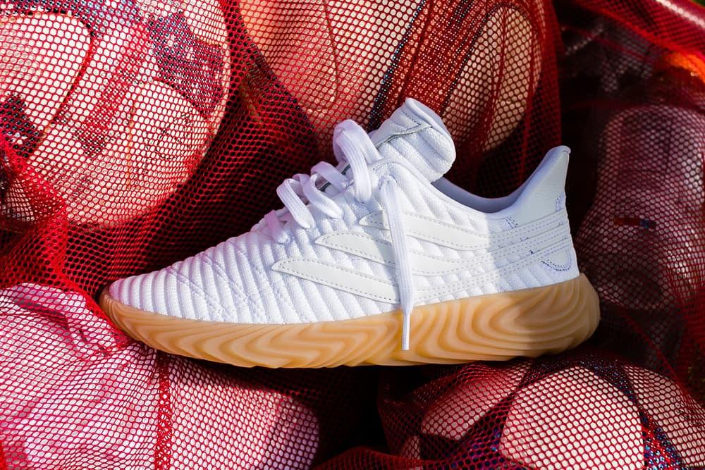 adidas Sobakov White Gum july 2018 release date info drop sneakers shoes footwear rock city kicks