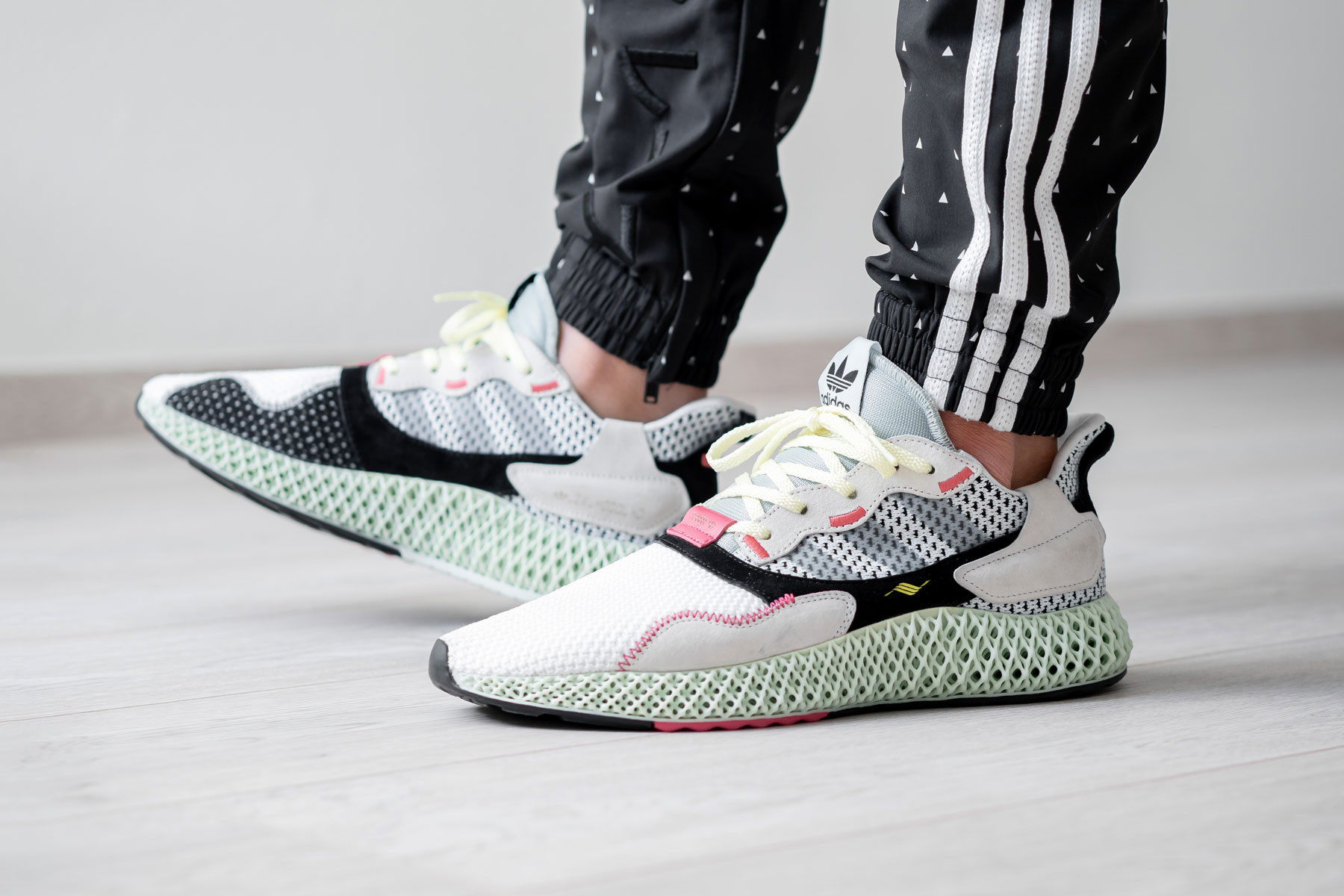 adidas ZX 4000 With 4D Sole Is Dropping