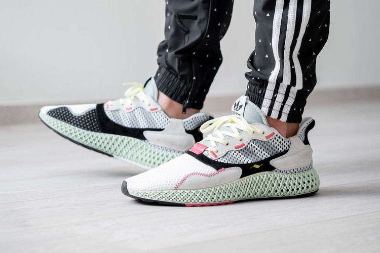 <h2><span>A First Look at adidas&#039;s New ZX 4000 4D Silhouette</span></h2>