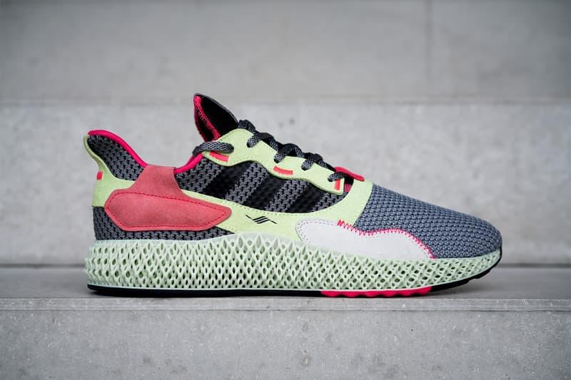 adidas ZX 4000 4D grey 2018 november footwear