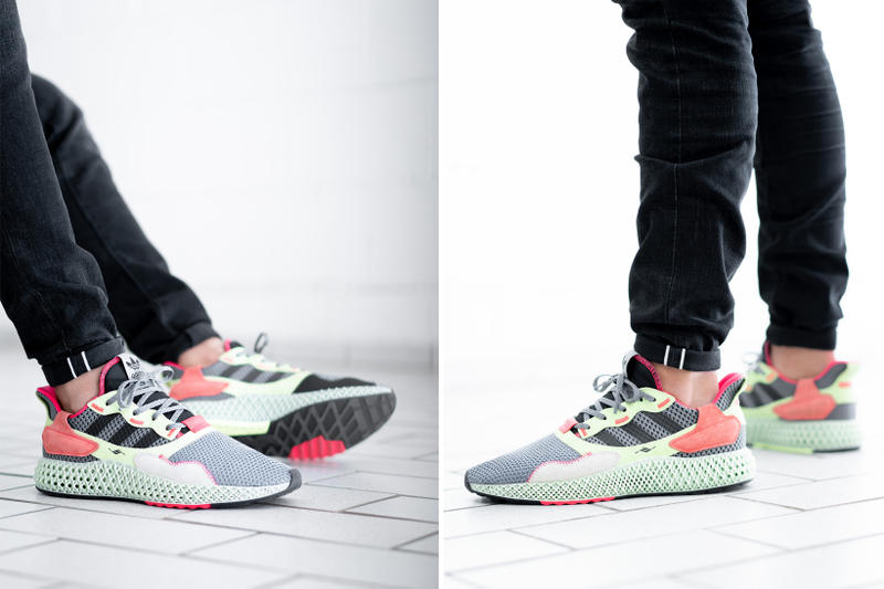 ebd3ec3be2d8b adidas ZX 4000 4D in New Colorway First Look