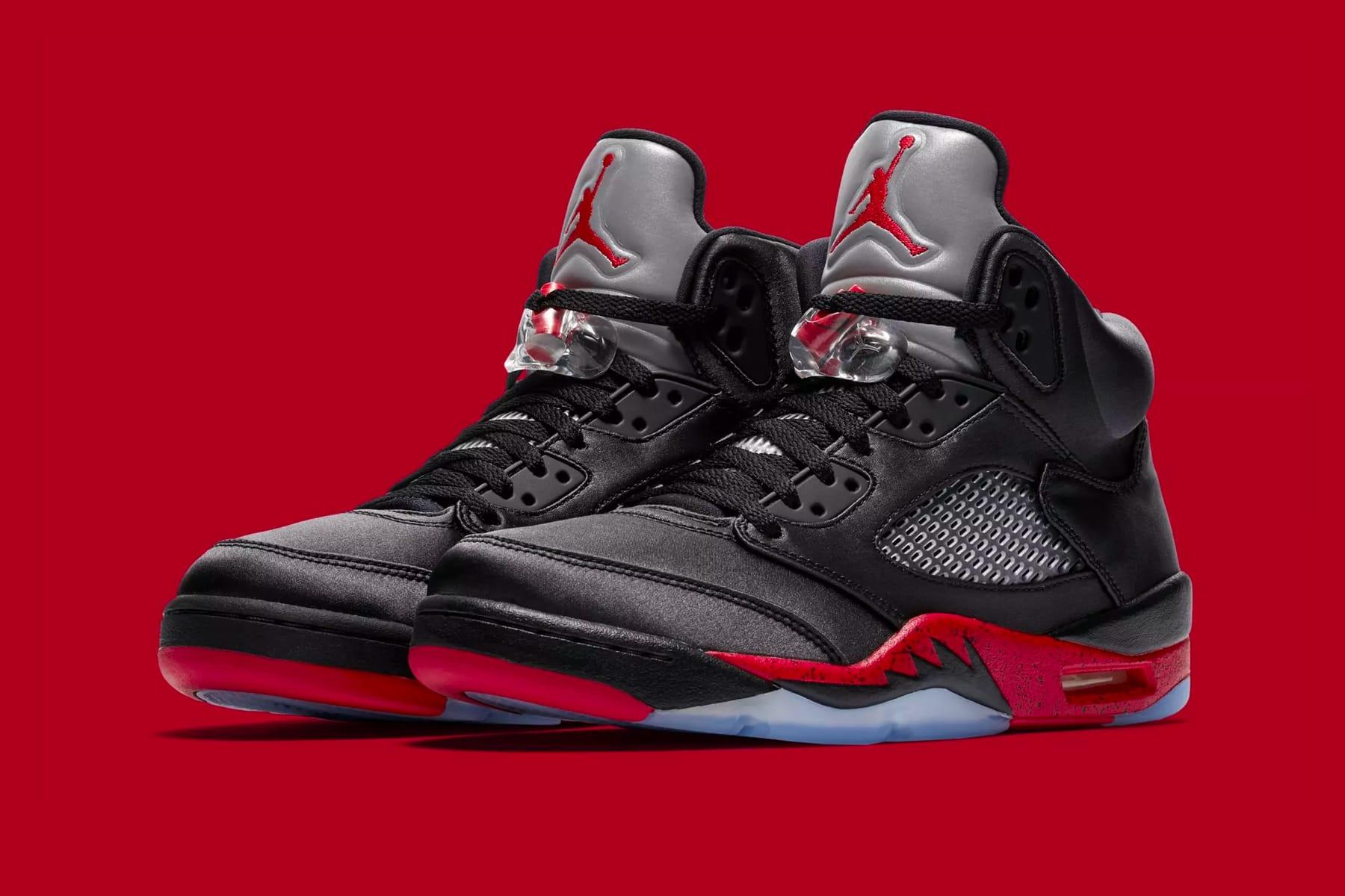 "Air Jordan 5 ""Bred"