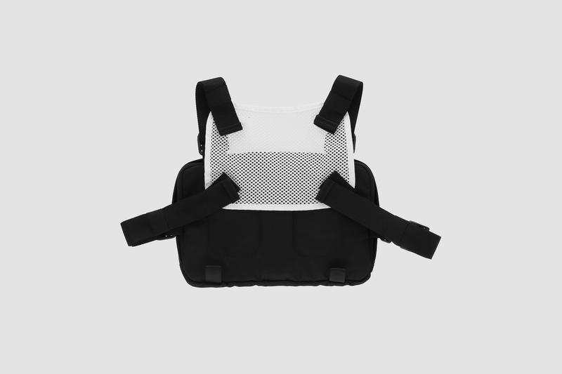 ALYX studios Chest Rig bag black white olive colorways release price available nor buy online purchase