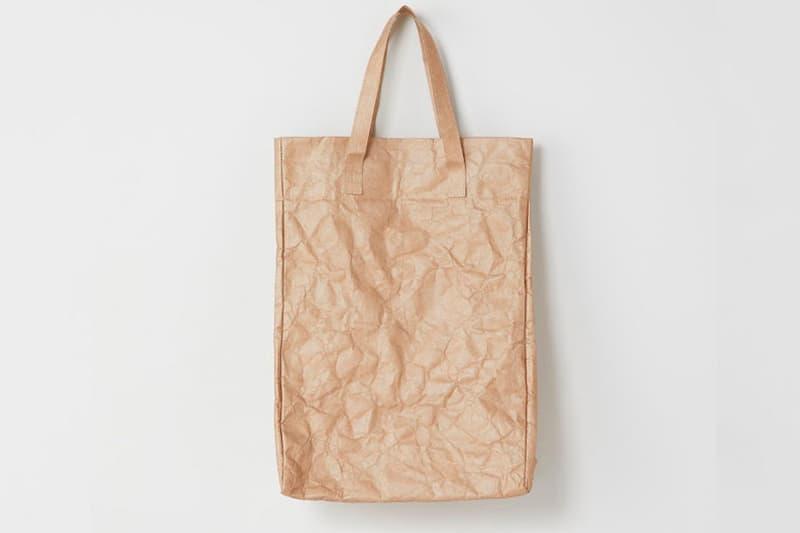 ambush paper bag tote