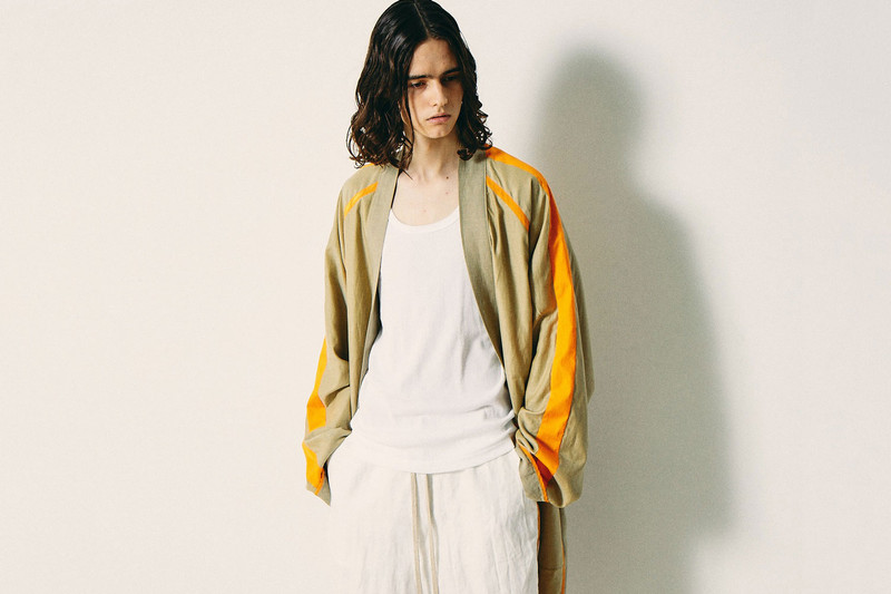 9d3bf226f4c9 Yuu Haishi developed his skills with stints as a pattern maker at Yohji  Yamamoto   Y-3 and project lead for visvim