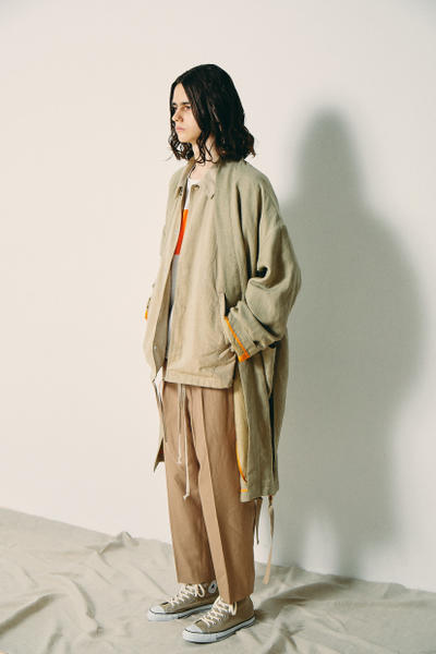 Former Y-3 & visvim Pattern Maker Launches Unisex Clothing Brand for SS19