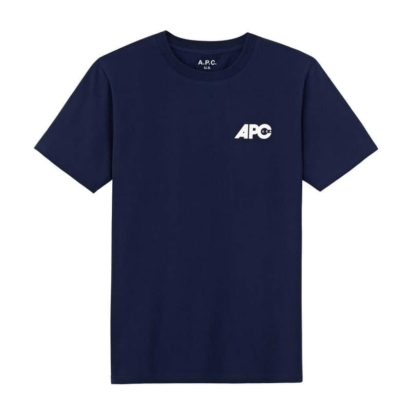 A.P.C. U.S. by Michael Kopelman Collection Hoodies Tees Sweats Basics fw18 fall winter 2018 buy