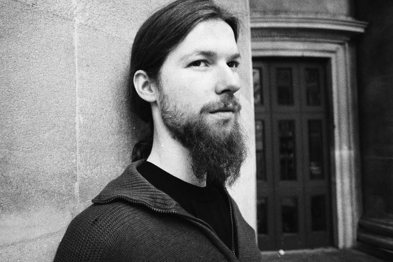 Aphex Twin New album poster Cheetah Syro Warp Records Richard D. James