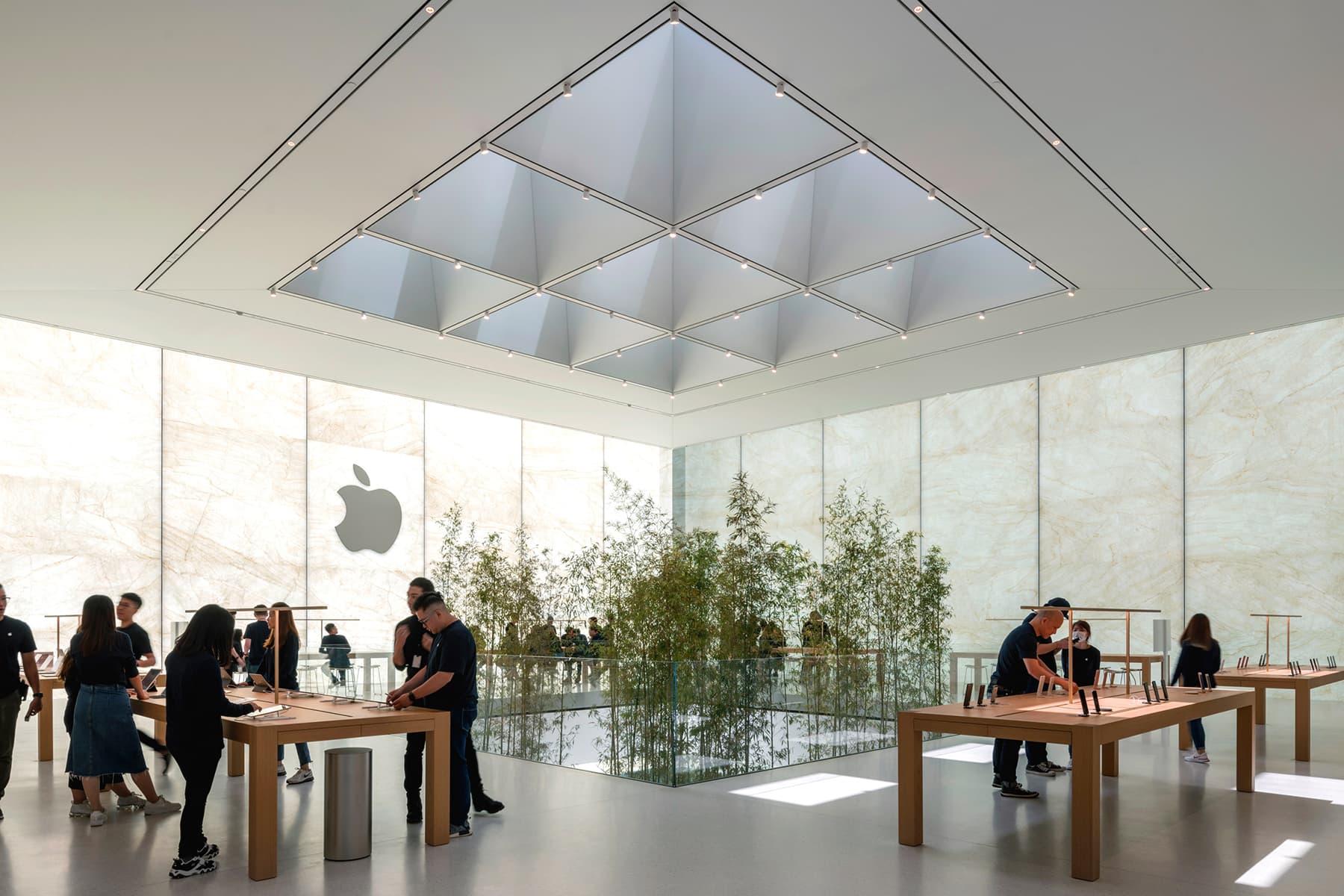 Apple Cotai Central Store Macau Foster Partners 2018
