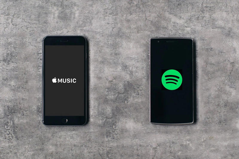 Apple Music More US Subscribers Than Spotify report rumors 2018 paid users