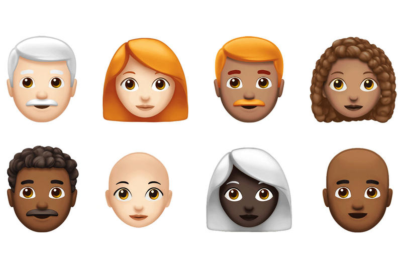 Apple's New Emojis for Later in 2018 Unicode Characters Emoticons