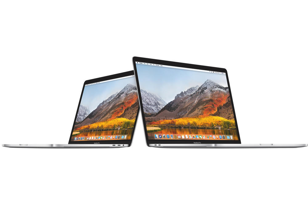 Apple New Updated 2018 MacBook Pro Touch Bar