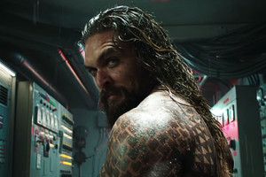 The First 'Aquaman' Trailer Is Finally Here
