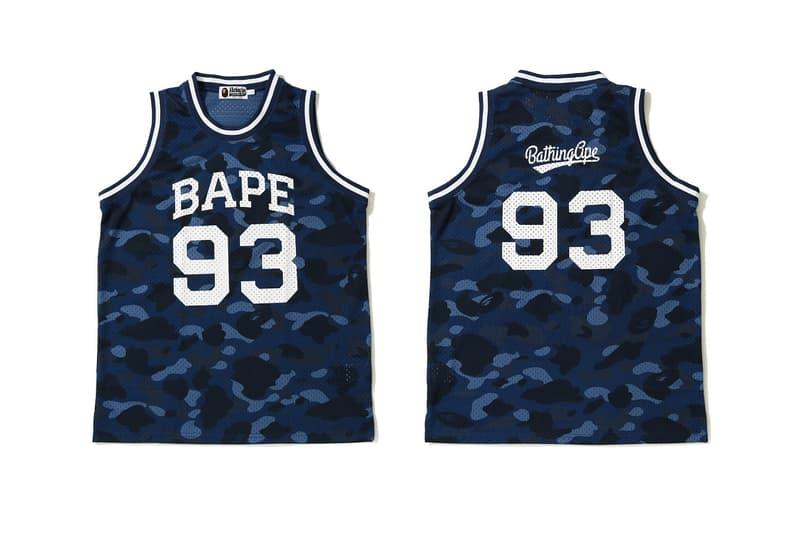 BAPE Spring/Summer 2018 Basketball Collection