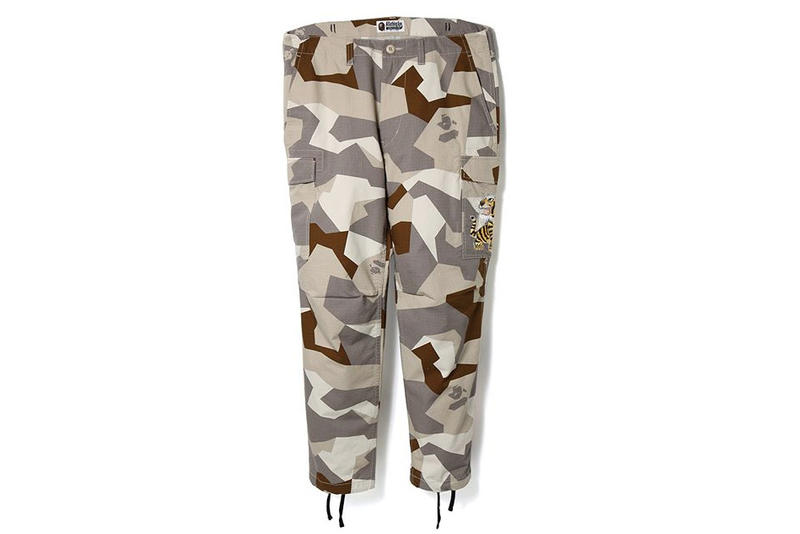 BAPE Splinter Camo Pieces Fall Winter 2018