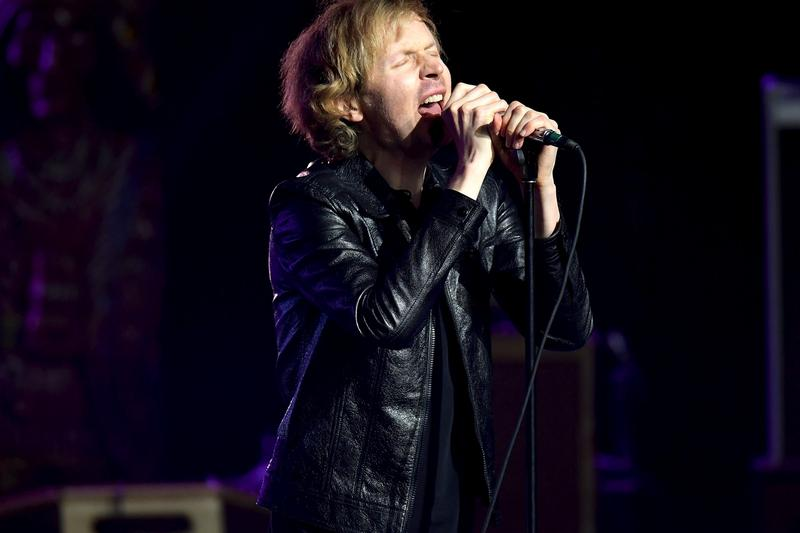 beck-featuring-tortoise-thurston-moore-rain-must-fall-yanni-cover