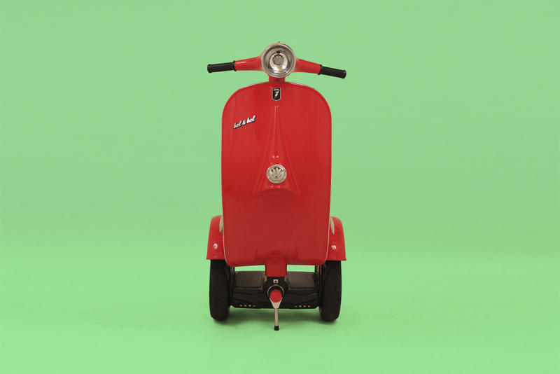 Bel & Bel Studio Vespa Segway Z-Scooter Hybrid | HYPEBEAST