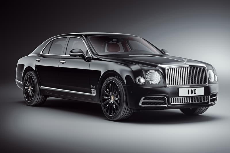 Bentley Centenary Mulsanne W.O. Edition Details