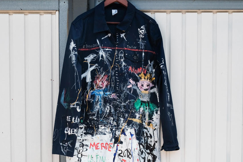best art drops artworks for sale damien hirst cleon peterson hajime sorayama resin figures collectibles childish gambino