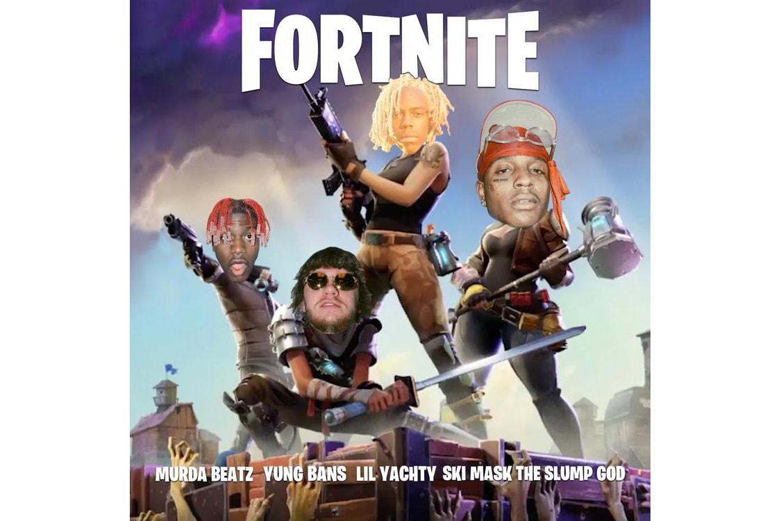 Best New Music Childish Gambino Murda Beatz JPEGMAFIA Christine and the Queens Murda Beatz JPEGMAFIA Smino Yung Bans Ski Mask the Slump God Lil Yachty