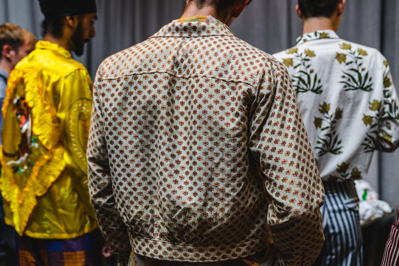 bode spring summer 2019 collection new york fashion week mens presentation runway emily debut handmade