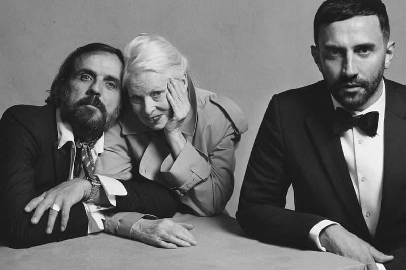 Riccardo Tisci Vivienne Westwood Burberry Announcement Collaboration News Details First Look