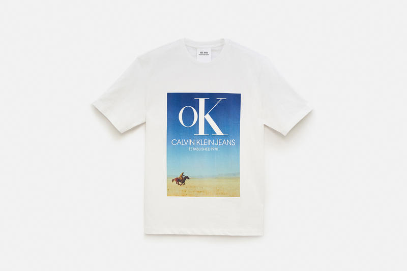 CALVIN KLEIN JEANS EST. 1978 delivery 1 collection sublabel brand Richard Avedon brooke shields graphics 2018 july release date drop shirt jacket backpack accessories jeans pants legacy heritage print